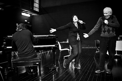 Elvia Sánchez en El Pimiento Verdi