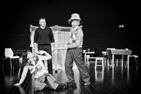 Albert Boadella. El Pimiento Verdi. Teatros del Canal