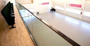 Sala de ensayos centro danza canal